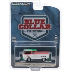Greenlight Blue Collar Series 7 - 1979 Volkswagen Type 2 Crew Cab Pick Up