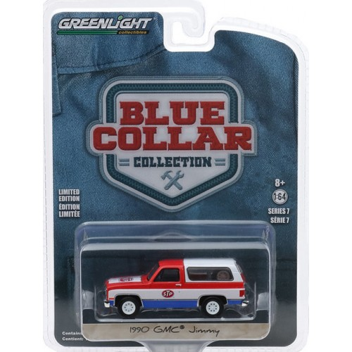 Greenlight Blue Collar Series 7 - 1990 GMC Jimmy