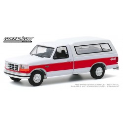 Greenlight Blue Collar Series 7 - 1994 Ford F-150 XLT with Camper Shell