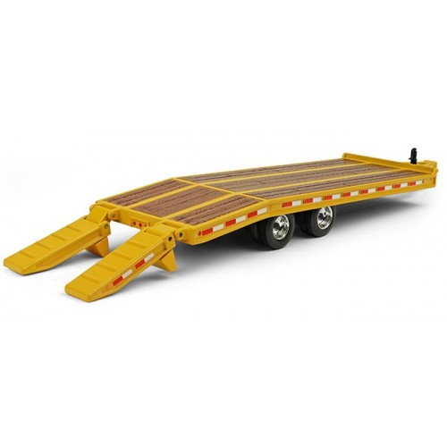 Beavertail Trailer in Yellow