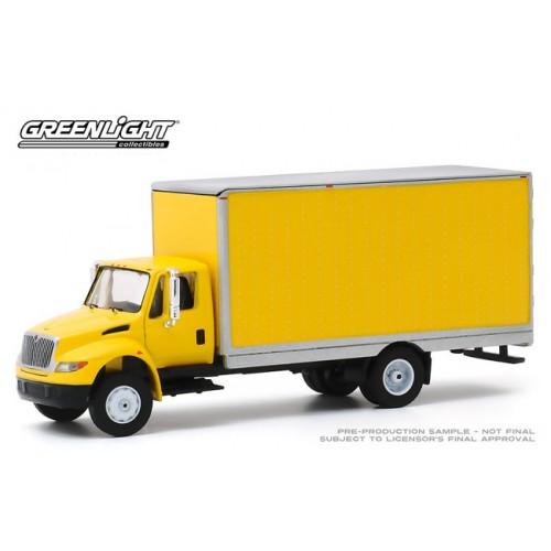 Greenlight H.D. Trucks Series 18 - 2013 International DuraStar Box Van