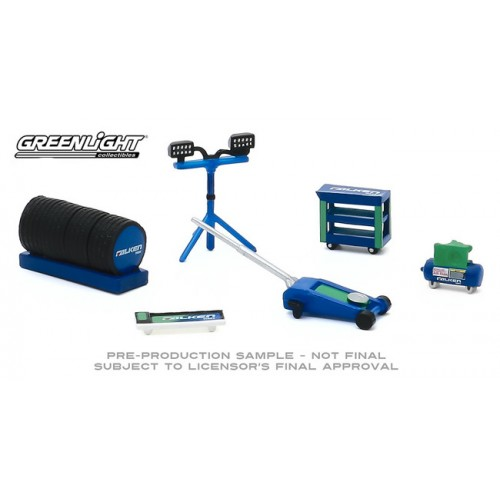 Greenlight Shop Tools Series 3 - Falken Tires Tool Pack