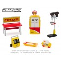 Greenlight Shop Tools Series 3 - Shell Oil Tool Pack