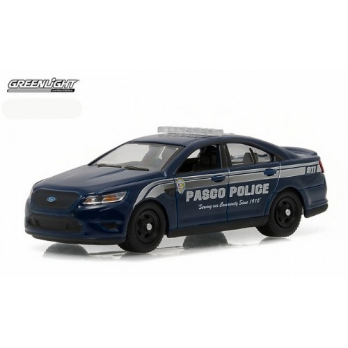 Hot Pursuit - 2013 Ford Police Interceptor Pasco WA