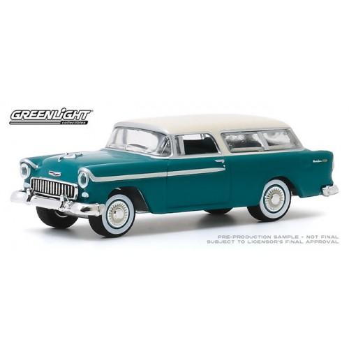 Greenlight Barrett-Jackson Series 5 - 1955 Chevrolet Nomad