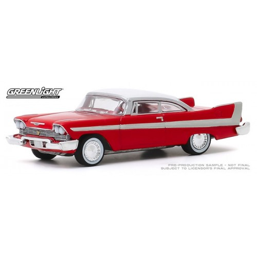 Greenlight Barrett-Jackson Series 5 - 1958 Plymouth Fury