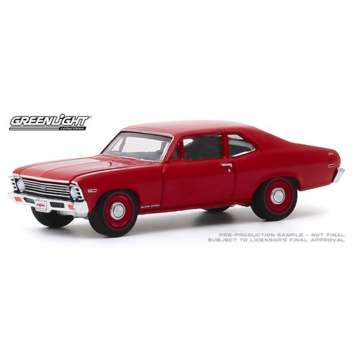 Greenlight Barrett-Jackson Series 5 - 1968 Chevrolet COPO Nova SS