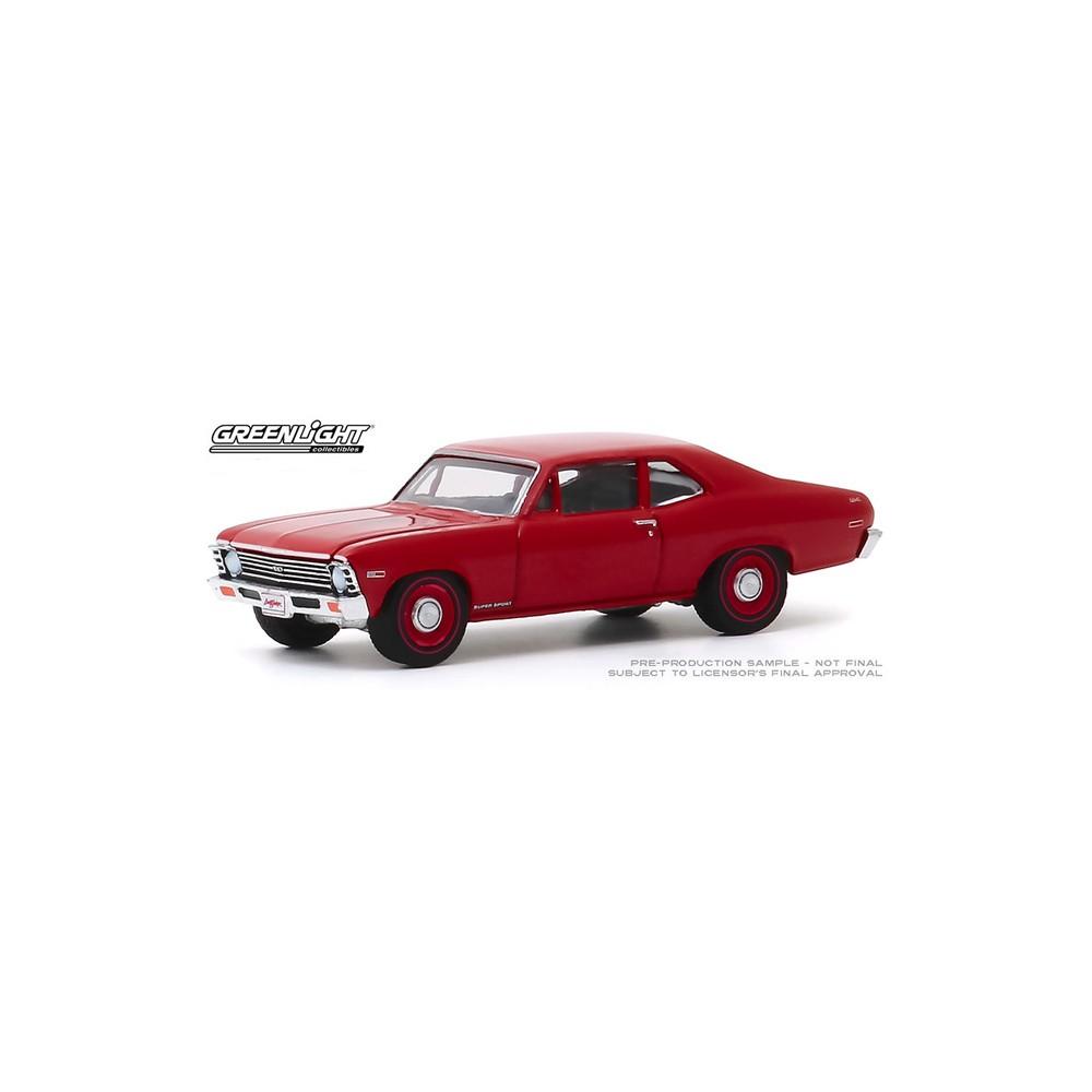 Greenlight Barrett-Jackson Series 5 - 1968 Chevrolet COPO Nova SS