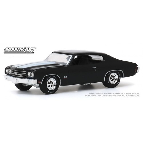 Greenlight Barrett-Jackson Series 5 - 1970 Chevrolet Chevelle LS6