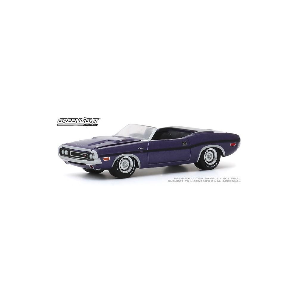 Greenlight Barrett-Jackson Series 5 - 1970 Dodge Challenger R/T Convertible