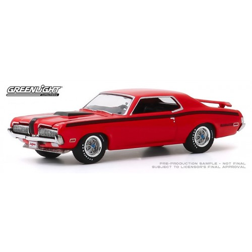 Greenlight Barrett-Jackson Series 5 - 1970 Mercury Cougar Eliminator