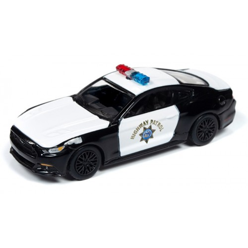 Auto World Premium 2020 Release 1A - 2017 Ford Mustang GT Police Car