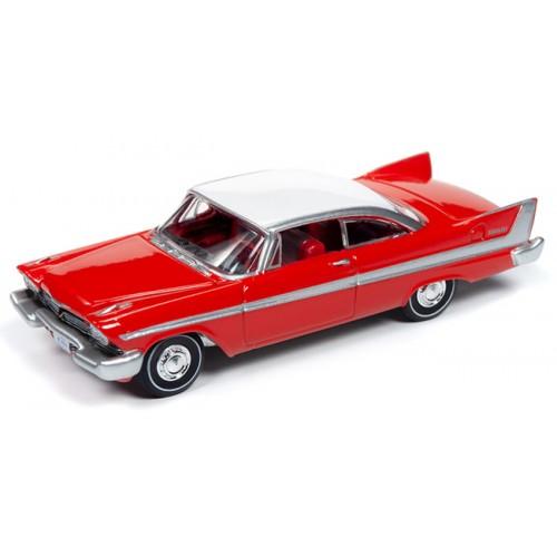 Auto World Premium 2020 Release 1A - 1958 Plymouth Belvedere