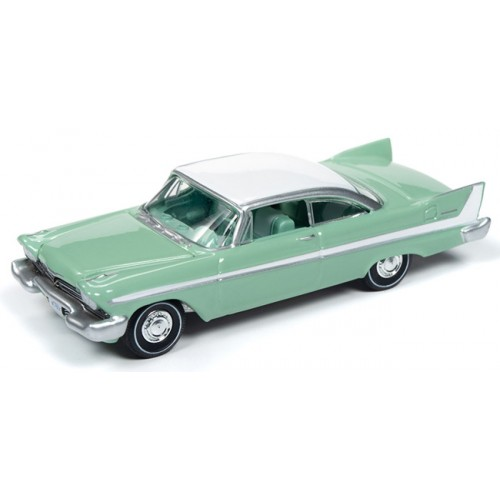 Auto World Premium 2020 Release 1B - 1958 Plymouth Belvedere