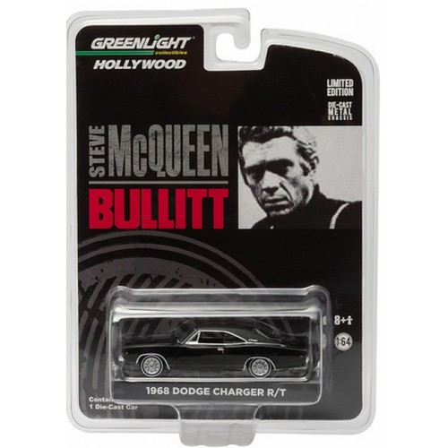 Hollywood Series - 1968 Dodge Charger