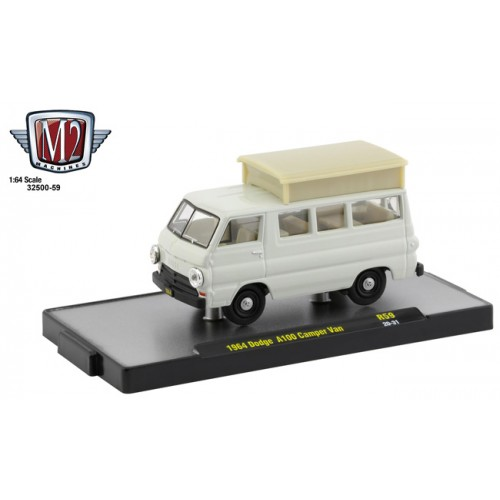 M2 Machines Auto-Thentics Release 59 - 1964 Dodge A100 Camper Van
