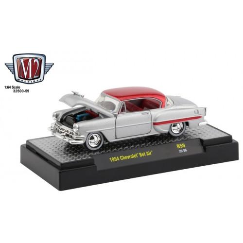 M2 Machines Auto-Thentics Release 59 - 1954 Chevrolet Bel Air
