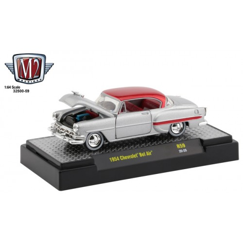 M2 Machines Auto-Thentics Release 59 - 1954 Chevrolet Bel Air