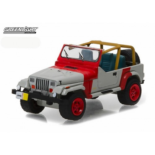 Hobby Exclusive - 1993 Jeep Wrangler
