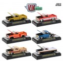 M2 Machines Auto-Trucks Release 58 - Six Truck Set