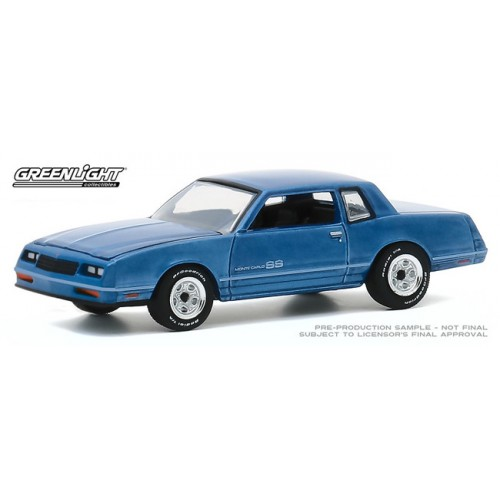 Greenlight Detroit Speed Series 1 - 1984 Chevrolet Monte Carlo SS