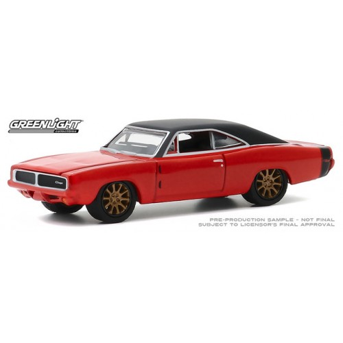 Greenlight Detroit Speed Series 1 - 1969 Dodge Charger