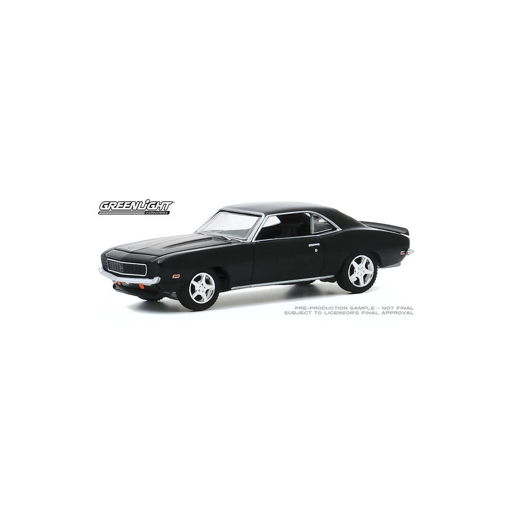 Greenlight Detroit Speed Series 1 - 1969 Chevrolet Camaro