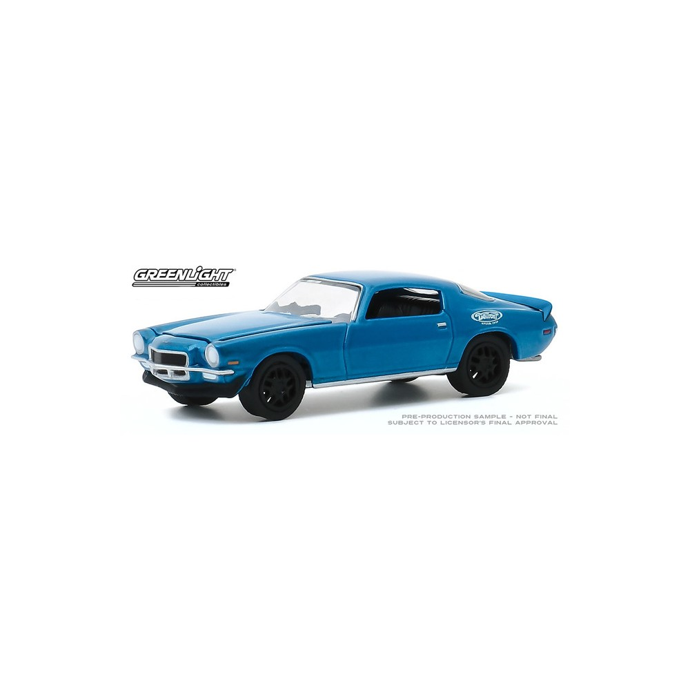 Greenlight Detroit Speed Series 1 - 1970 Chevrolet Camaro