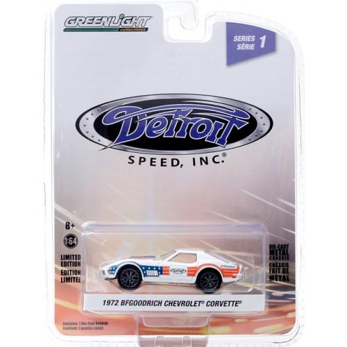 Greenlight Detroit Speed Series 1 - 1972 Chevrolet Corvette