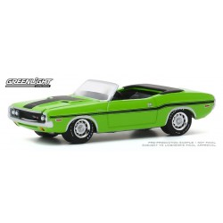 Greenlight Muscle Series 23 - 1970 Dodge Challenger R/T HEMI Convertible