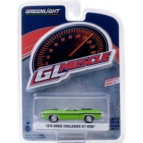 Greenlight Muscle Series 23 - 1970 Dodge Challenger R/T HEMI Convertible