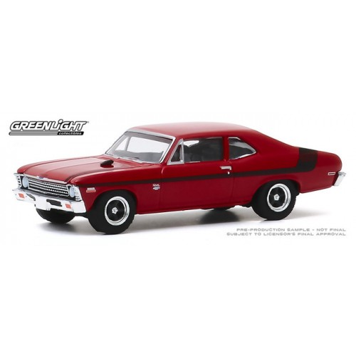 Greenlight Muscle Series 23 - 1971 Chevrolet Nova Yenko Deuce