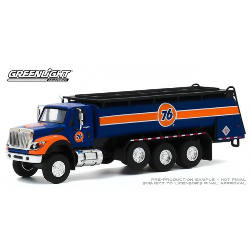 Greenlight S.D. Trucks Series 10 - 2018 International WorkStar Tanker Truck Union 76