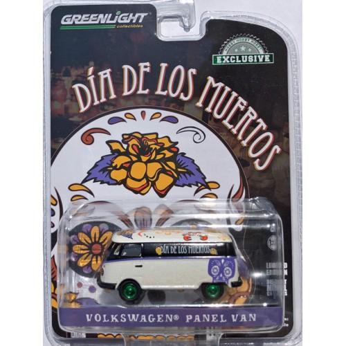 Greenlight Hobby Exclusive - Volkswagen Panel Van GREEN MACHINE