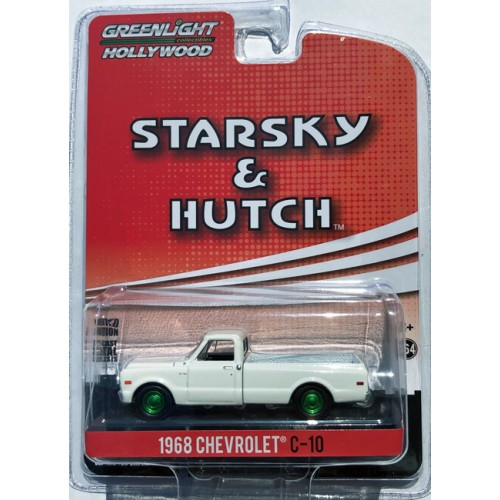 Greenlight Hollywood Starsky and Hutch - 1968 Chevrolet C-10 GREEN MACHINE