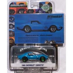 Greenlight Hobby Exclusive - 1969 Chevrolet Corvette GREEN MACHINE