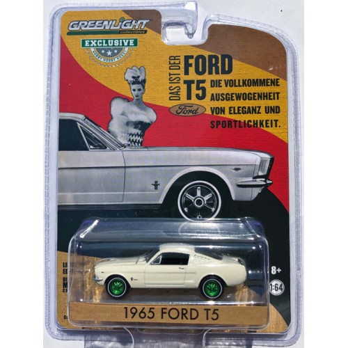 Greenlight Hobby Exclusive - 1965 Ford T5 GREEN MACHINE