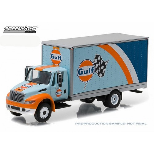 HD Trucks Series 7 - International DuraStar Box Truck Gulf