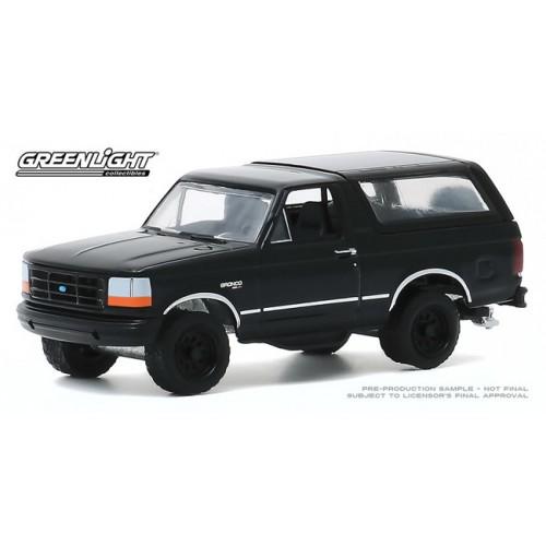 Greenlight Black Bandit Series 23 - 1994 Ford Bronco
