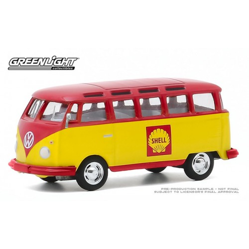 Greenlight Club Vee-Dub Series 11 - 1964 Volkswagen Samba Bus
