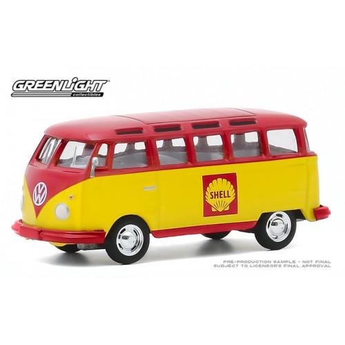 Greenlight Club Vee-Dub Series 11 - 1964 Volkswagen Samba Bus