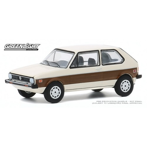 Greenlight Club Vee-Dub Series 11 - 1977 Volkswagen Rabbit