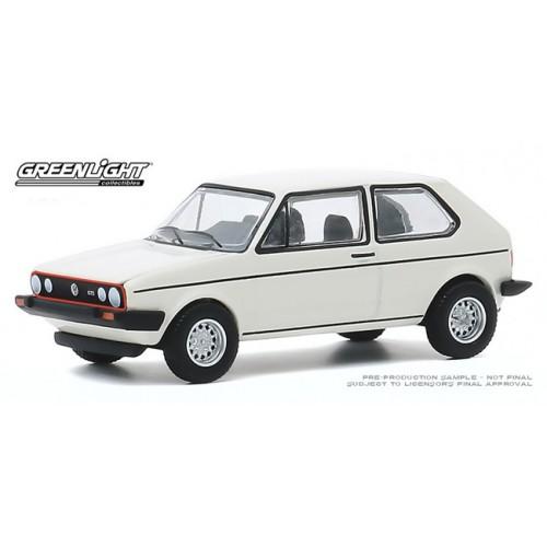 Greenlight Club Vee-Dub Series 11 - 1980 Volkswagen GTI