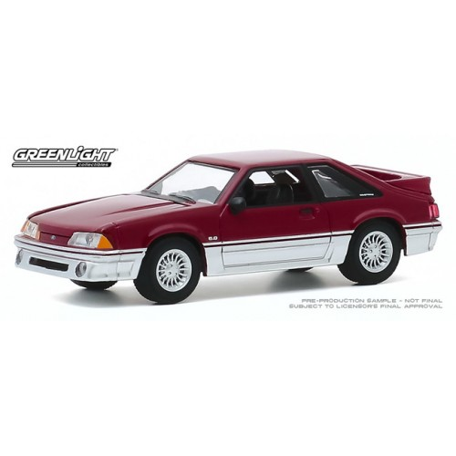 Greenlight Hot Hatches Series 1 - 1988 Ford Mustang GT