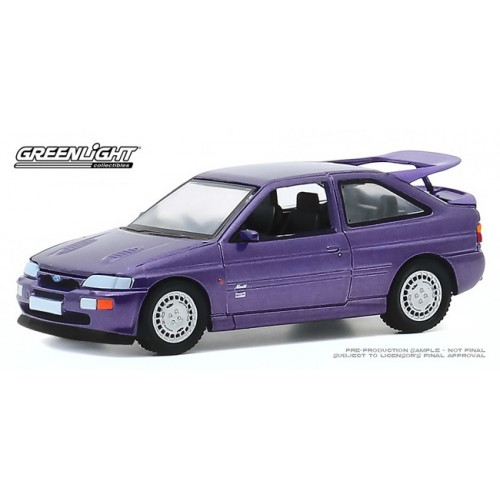 Greenlight Hot Hatches Series 1 - 1994 Ford Escort RS