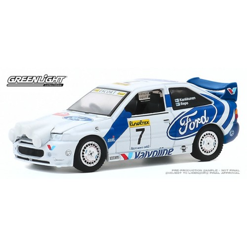 Greenlight Hot Hatches Series 1 - 1996 Ford Escort RS