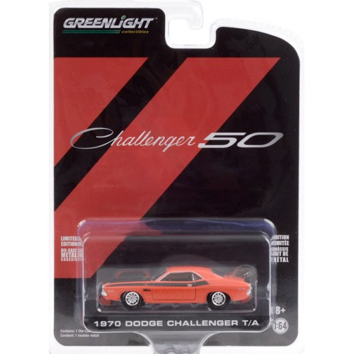 Greenlight Anniversary Collection Series 11 - 1970 Dodge Challenger T/A