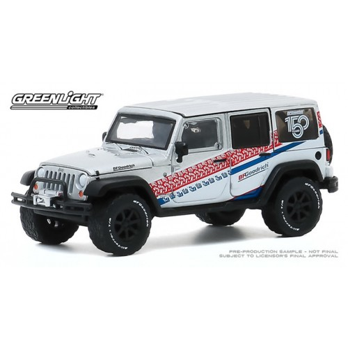 Greenlight Anniversary Collection Series 11 - 2015 Jeep Wrangler Unlimited