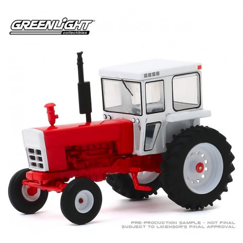 Greenlight Down on the Farm Series 4 - 1973 Tractor with Closed Cab