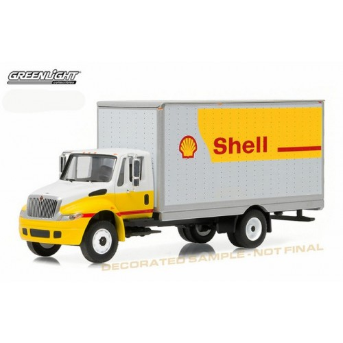 HD Trucks Series 6 - International DuraStar Box Truck Shell